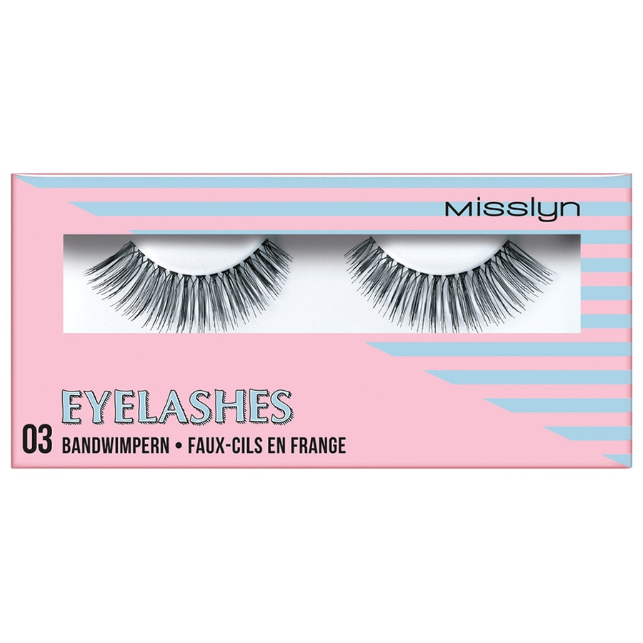 Misslyn Wimpern Eyelashes 03 (3)