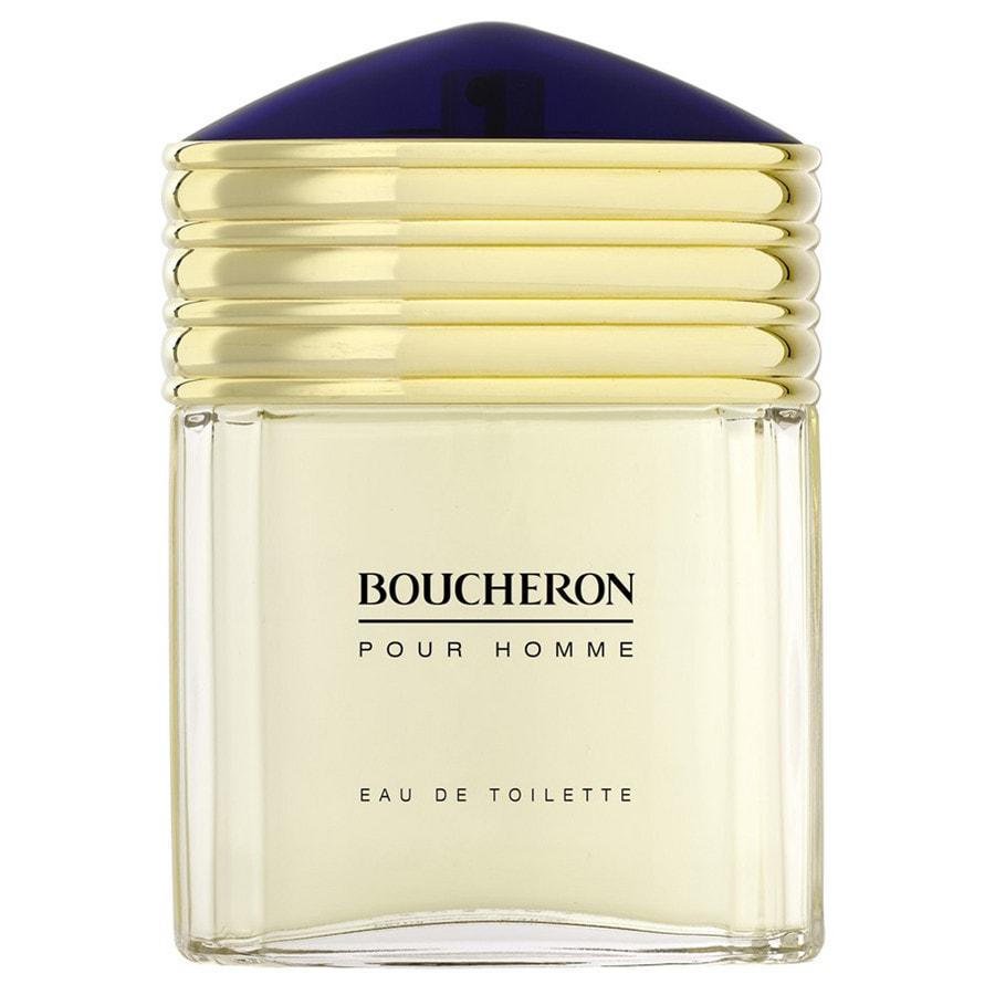 Boucheron Herrendüfte Pour Homme Eau de Toilette Spray 100 ml