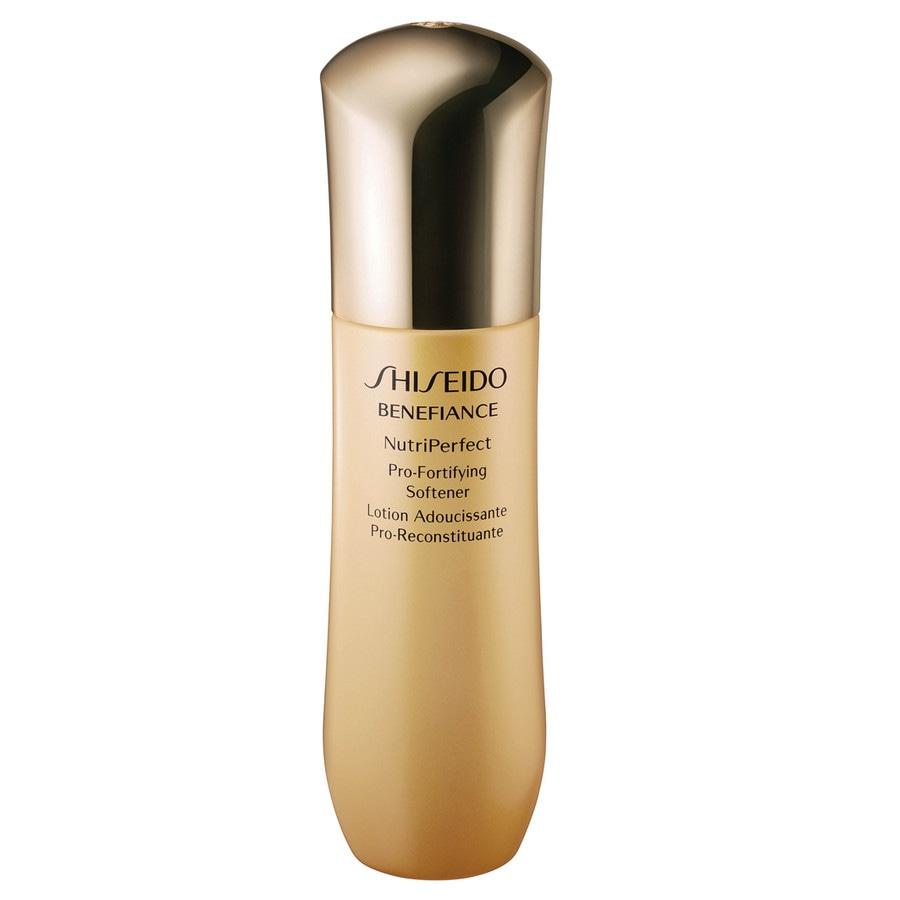 shiseido benefiance nutriperfect pro fortifying softener. Black Bedroom Furniture Sets. Home Design Ideas