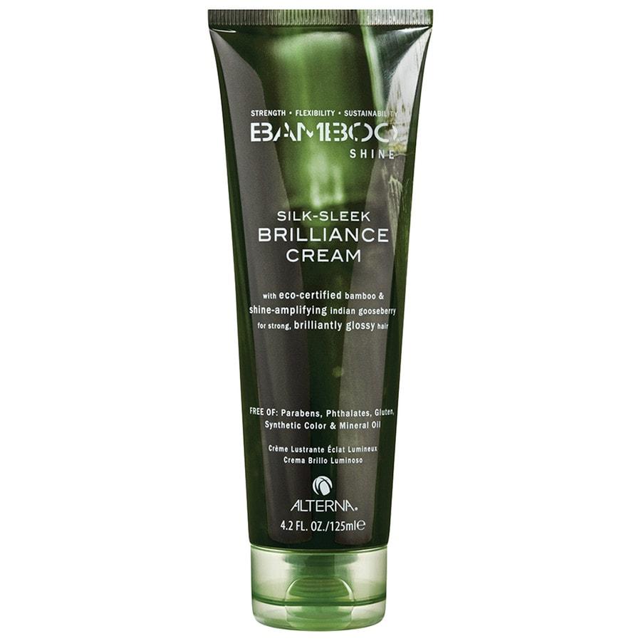 Alterna Bamboo Kollektion Shine Silk-Sleek Brilliance Cream 125 ml