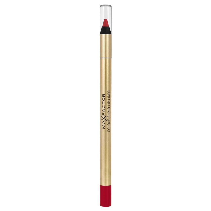 Max Factor Lip Liner Nr. 10 - Red Rush Lippenkonturenstift 1.2 g Preisvergleich