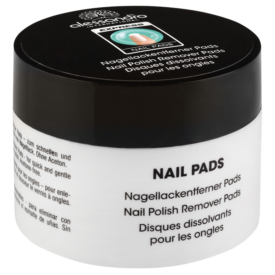 Alessandro Pflege Express System Nail Pads 50 Pads 1 Stk.