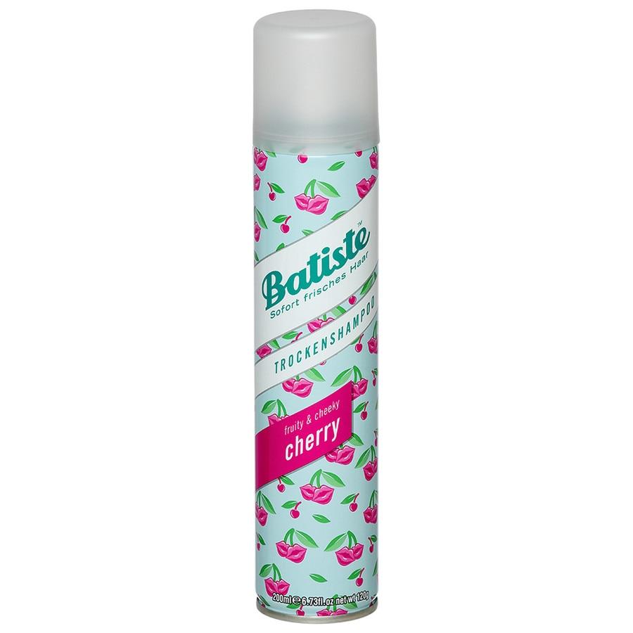 Batiste Haarpflege Trockenshampoo Cherry - Fruity & Cheeky 200 ml