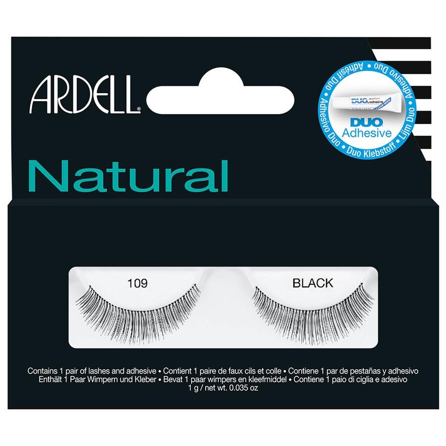 Ardell Natural Nr. 109 - Black Wimpern