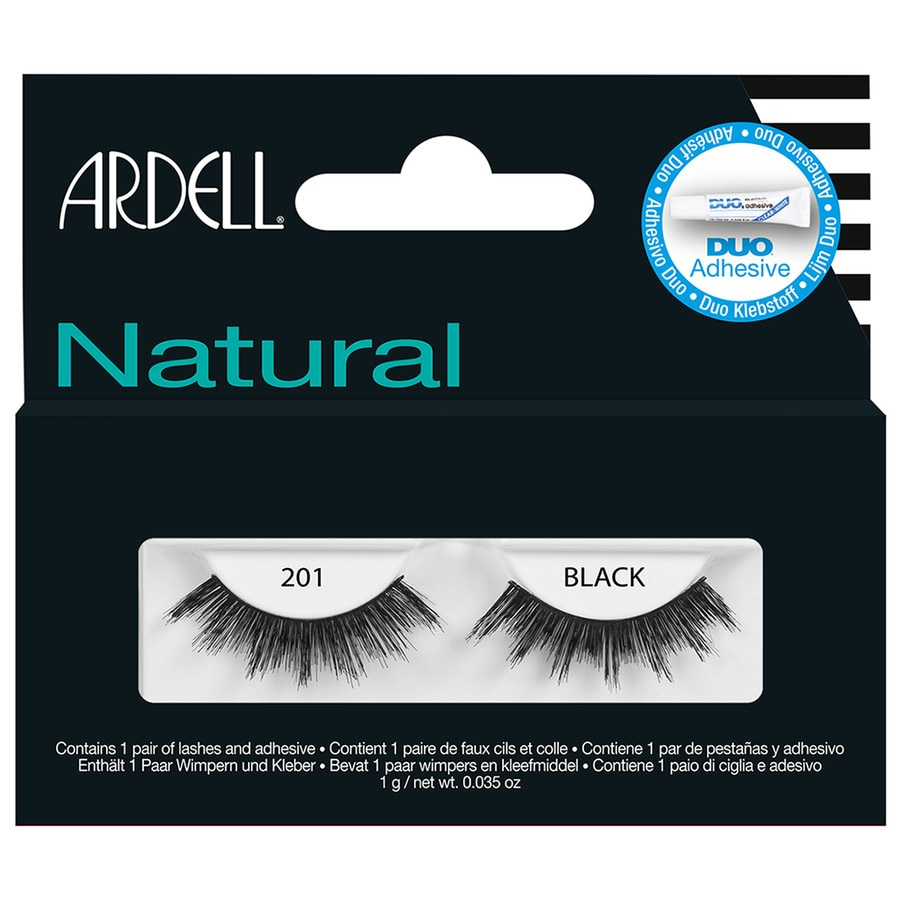 Ardell Double Up Nr. 201 - Black Wimpern