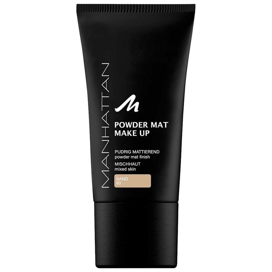 Manhattan Powder Mat Make Up Online Kaufen Bei Douglas De