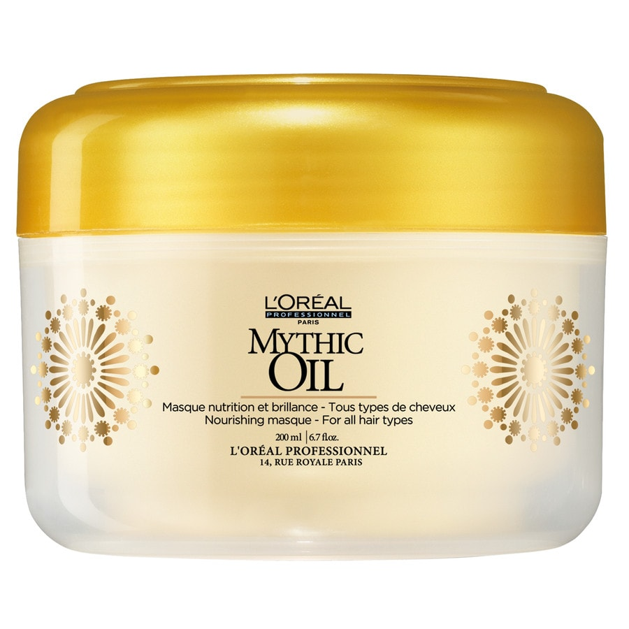 L´Oreal Professionnel Haarpflege Mythic Oil Mythic Oil Maske 200 ml
