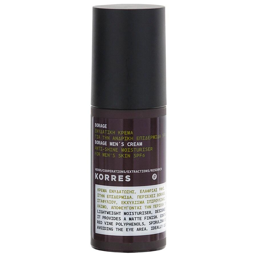 Korres for Men Men Care BorageAnti-Shine Moisturiser SPF 6 50 ml