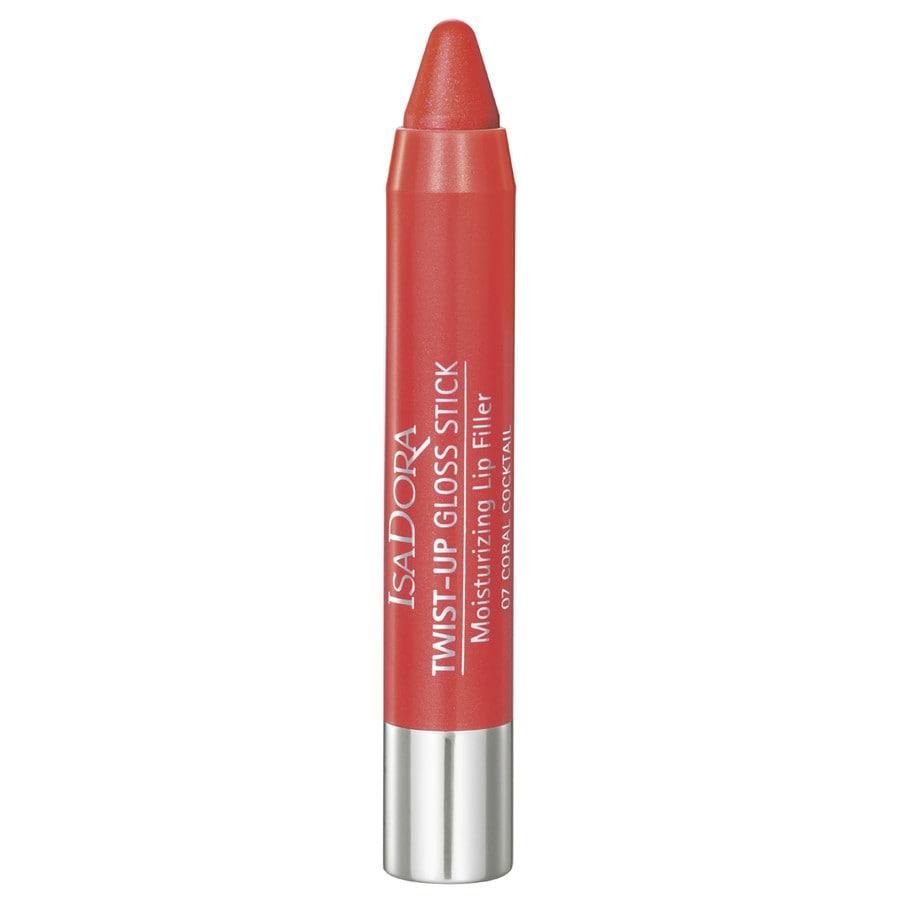 Isadora Lipgloss Nr. 07 - Coral Cocktail Lipgloss 3.3 g