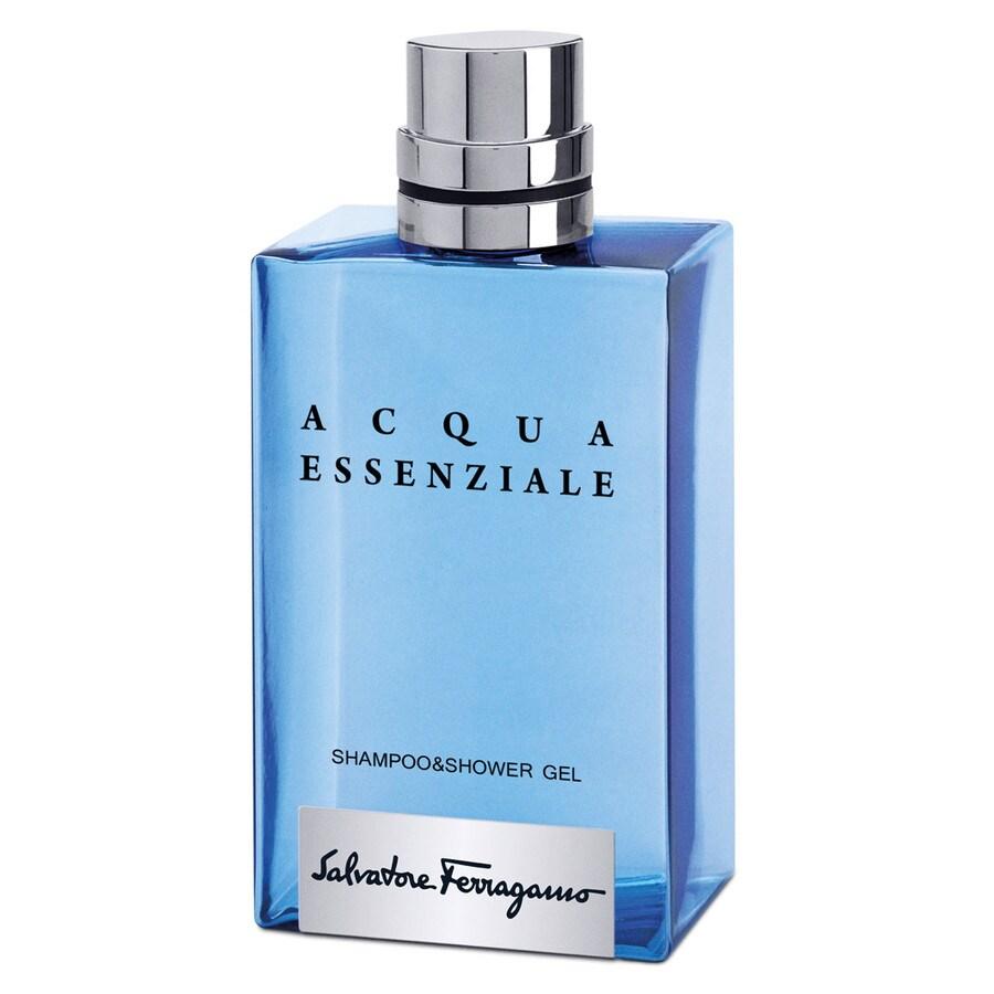 Salvatore Ferragamo Acqua Essenziale  Hair   Body Wash 200 0 ml