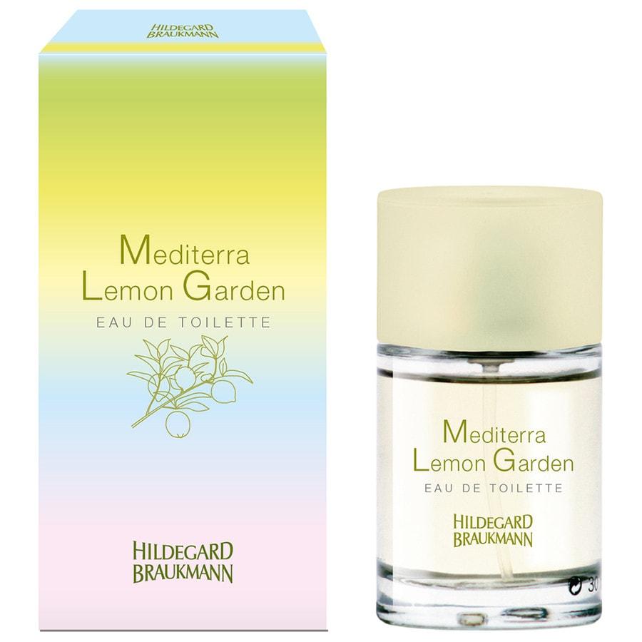 Duft-Editionen Mediterra Lemon Garden Eau de Toilette (EdT) 30 ml für Frauen und Männer
