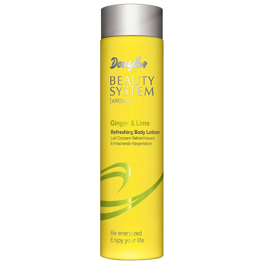 Douglas Beauty System Aroma Ginger & Lime – Refreshing Body Lotion Body lotion 200.0 ml