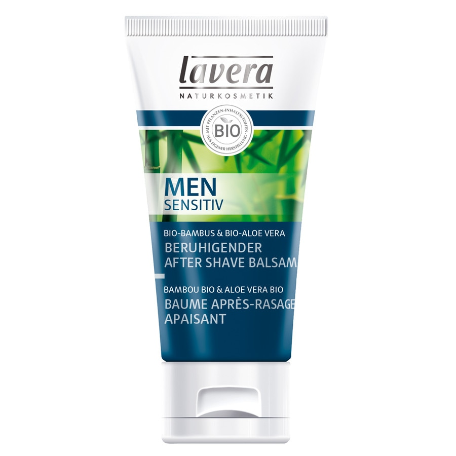 LAVERA Men sensitiv beruhigend.After Shave Balsam (50 ml Balsam)