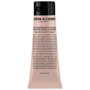 Grown Alchemist Deep Cleansing Masque: Wheatgerm, Ginkgo & Cranberry