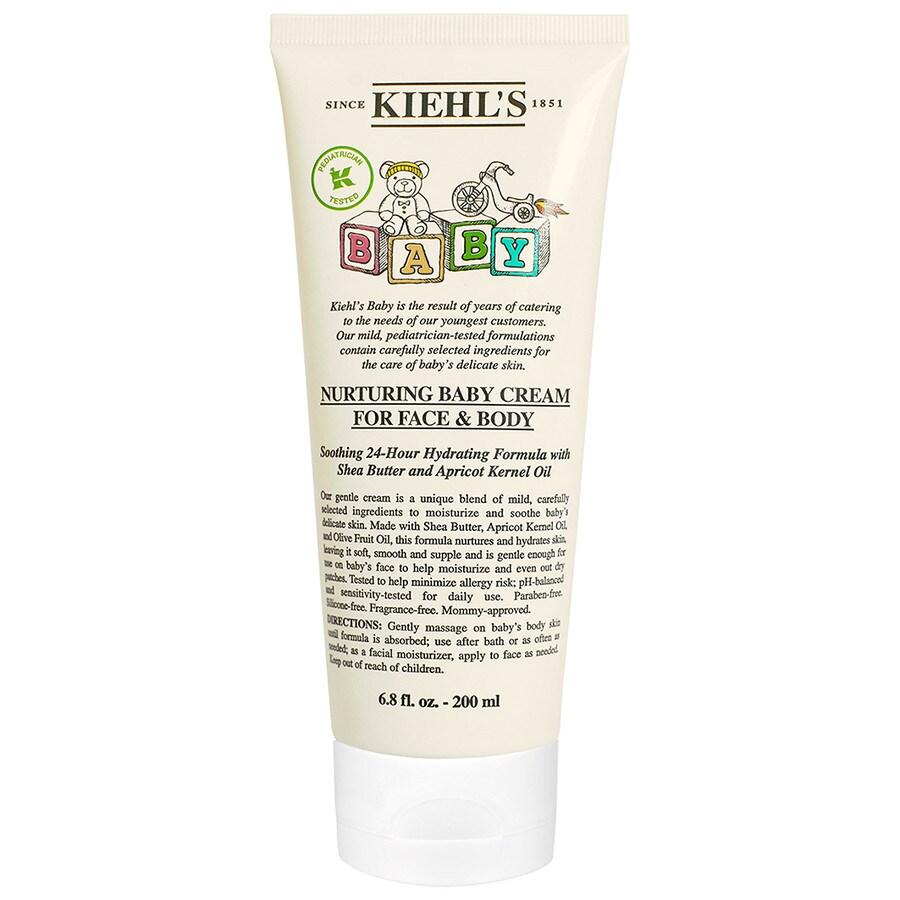 kiehl s nurturing baby cream for face and body gesichtscreme