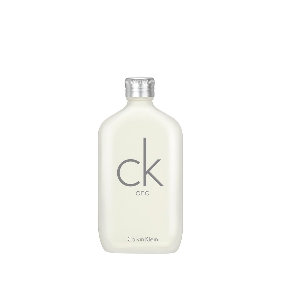 calvin klein ck one 50ml 100ml 200ml eau de toilette edt online kaufen bei. Black Bedroom Furniture Sets. Home Design Ideas