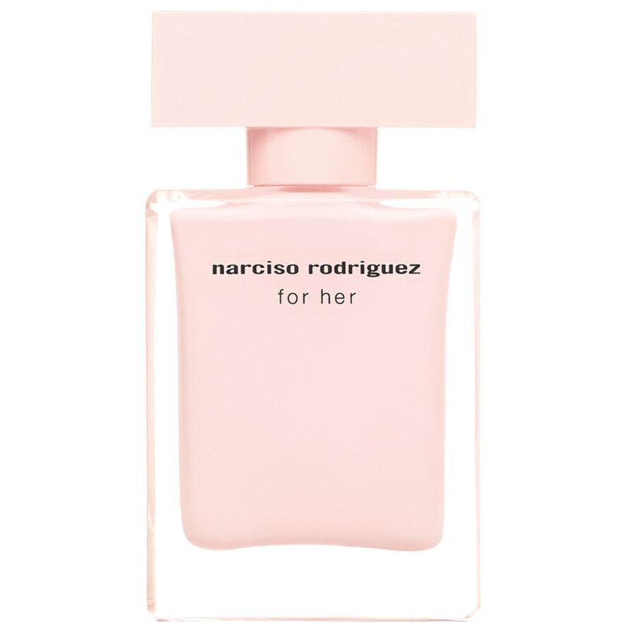 narciso rodriguez for her 30ml 50ml 100ml eau de parfum edp online kaufen bei. Black Bedroom Furniture Sets. Home Design Ideas