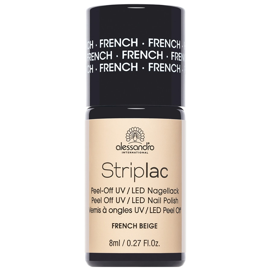 Alessandro Make-up Striplac Striplac French Nail Beige 8 ml
