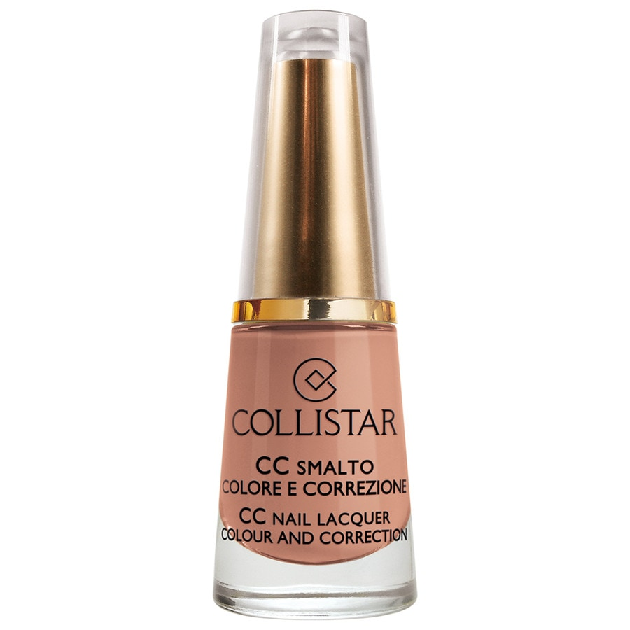 Collistar Make-up Nägel CC Nail Lacquer Nr. 638 Cookie