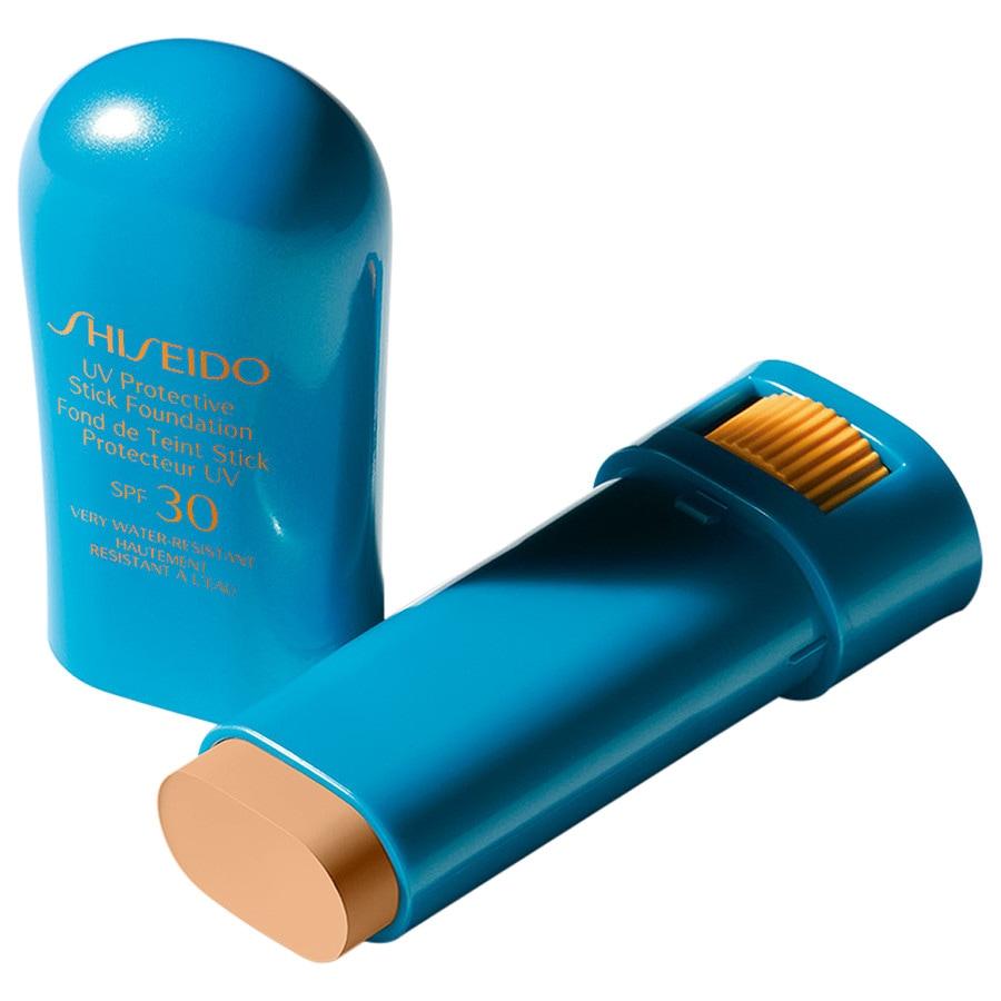 shiseido suncare uv protective stick foundation online. Black Bedroom Furniture Sets. Home Design Ideas