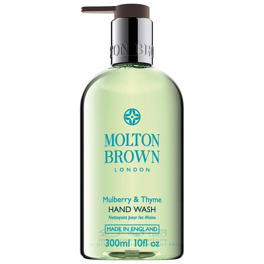 molton brown mulberry thyme hand wash fl ssigseife online kaufen bei. Black Bedroom Furniture Sets. Home Design Ideas