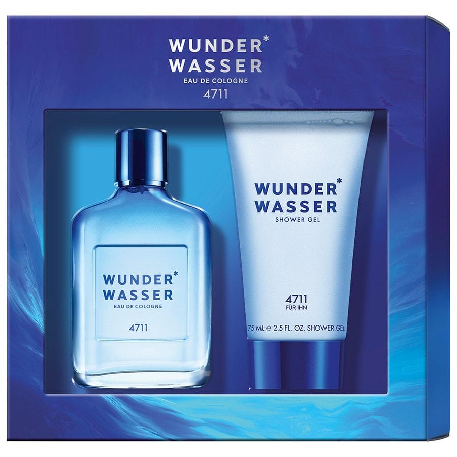 4711 Herrendüfte Wunder Wasser Men Geschenkset Eau de Cologne Spray 50 ml + Shower Gel 75 ml 1 Stk.