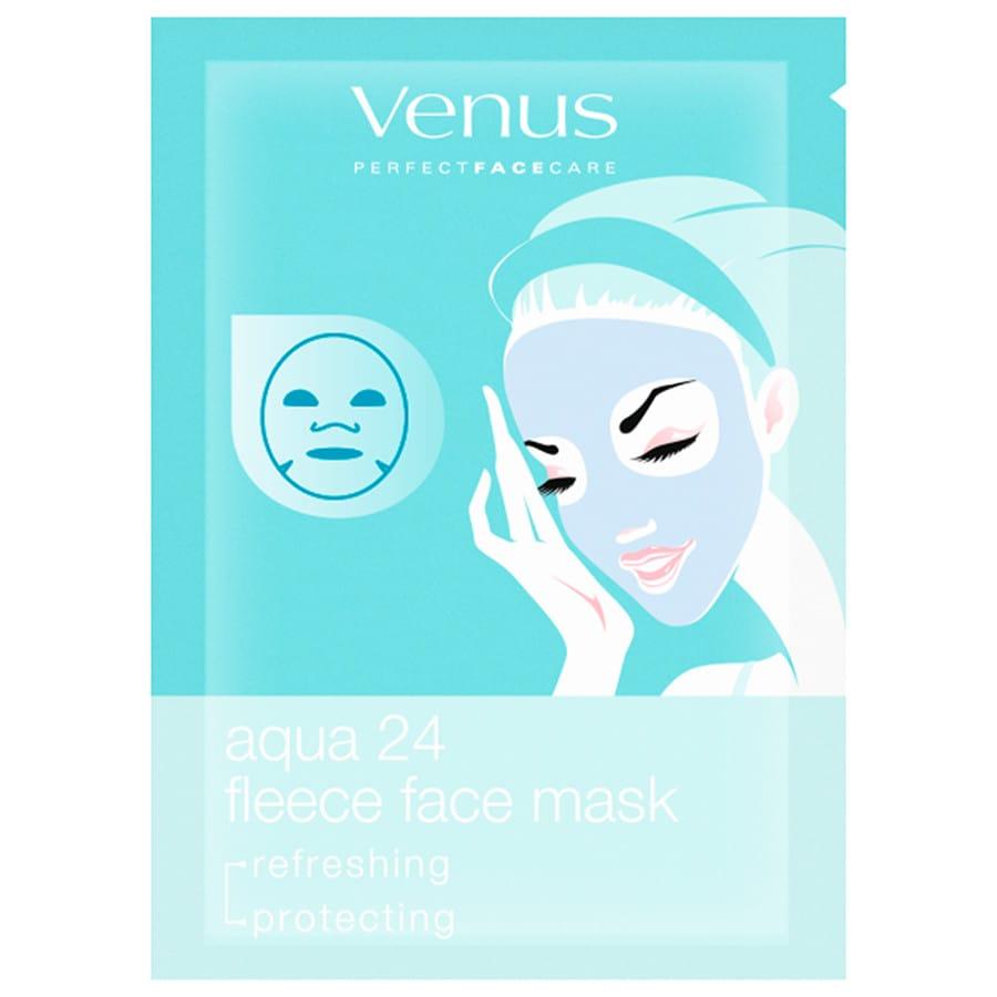 Aqua 24 Face Cloth Mask Maske 1 Stück