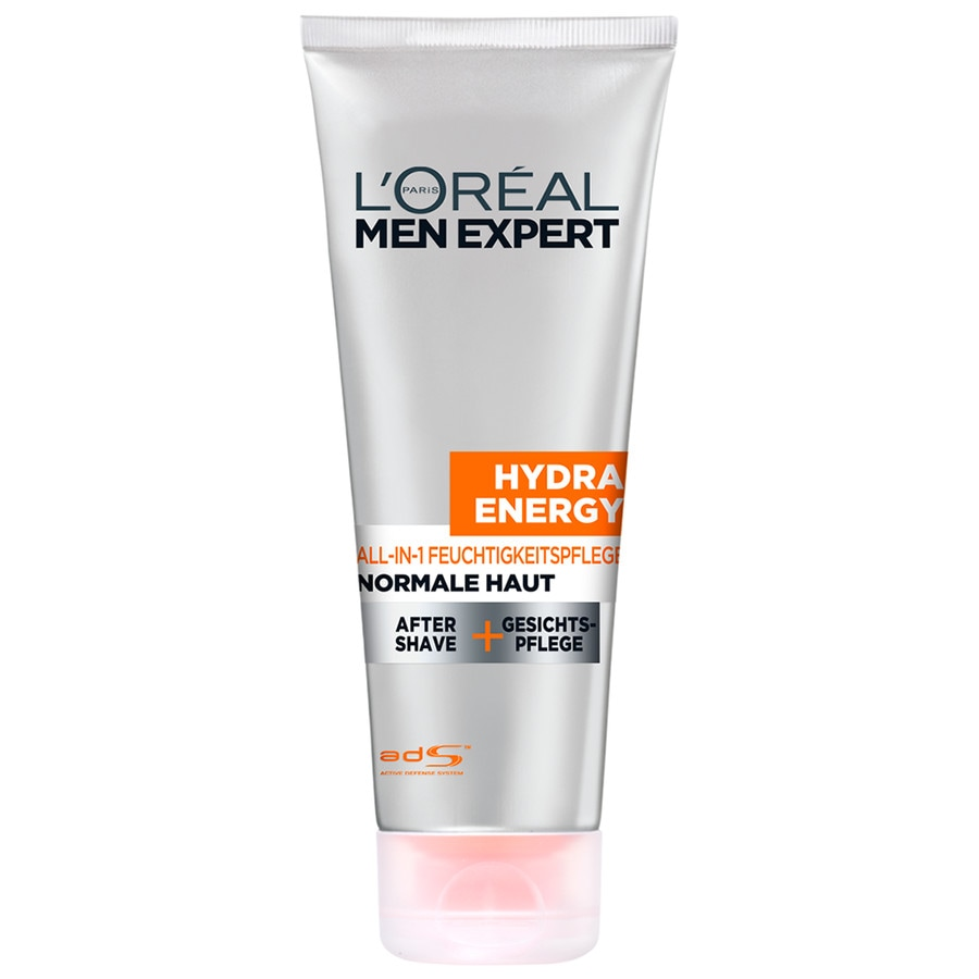 L´Oréal Paris Men Expert, »Hydra Energy All-in-1 Feuchtigkeitspflege«, After Shave + Gesichtspflege, 75 ml