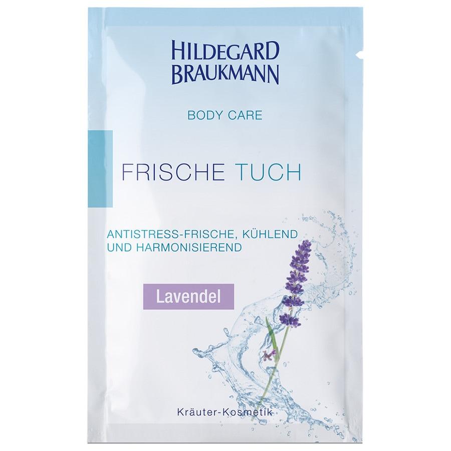 Frischetücher Lavendel Erfrischungstuch 10 st für Frauen