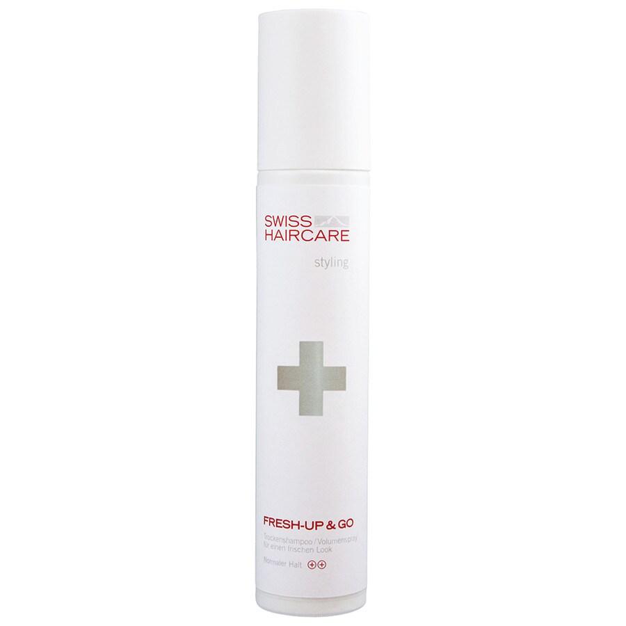 Swiss Haircare Pflege Haarpflege Fresh Up & Go Spray 200 ml