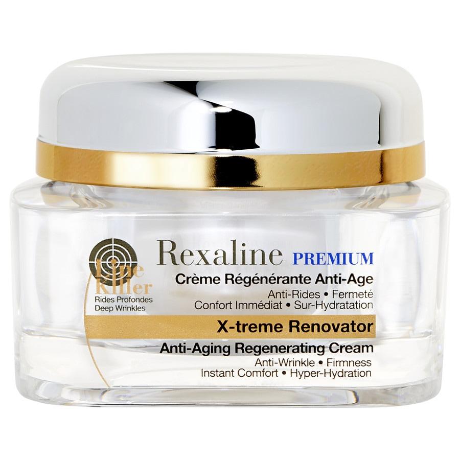 rexaline x treme renovator anti aging regenerating cream. Black Bedroom Furniture Sets. Home Design Ideas