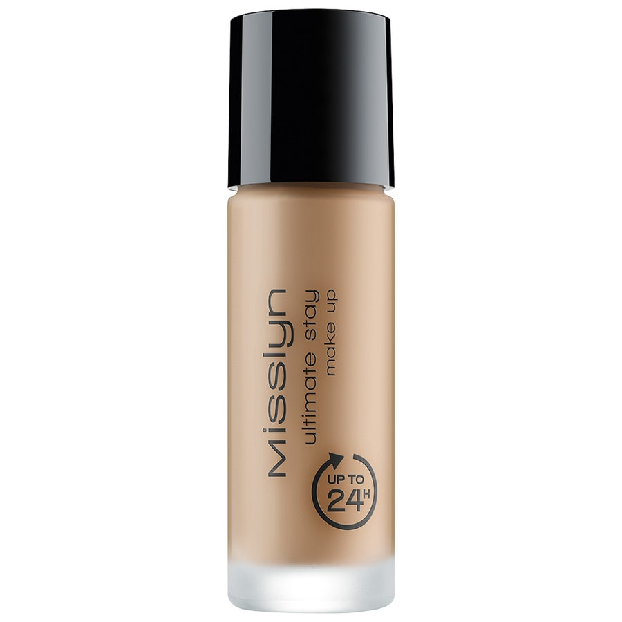 Misslyn Foundation Nr. 345 – Dark Honey Beige Foundation 30.0 ml