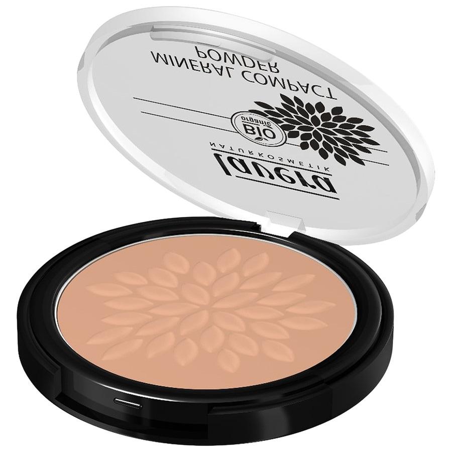 Lavera Make-up Gesicht Mineral Compact Powder Nr. 05 Almond 7 g