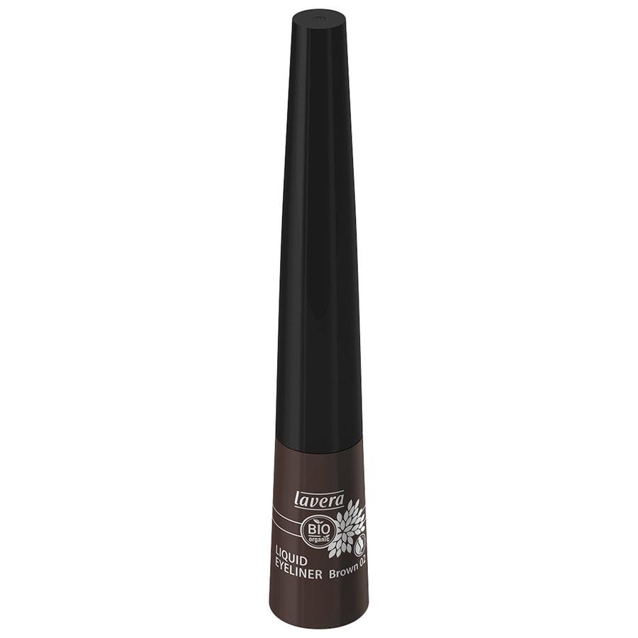 Lavera Make-up Augen Liquid Eyeliner Nr. 02 Brown 3,50 ml