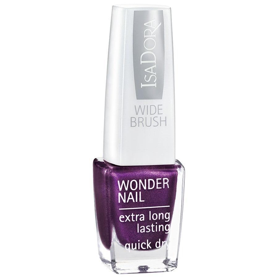 Isadora Nagellack Purple Prune Nagellack