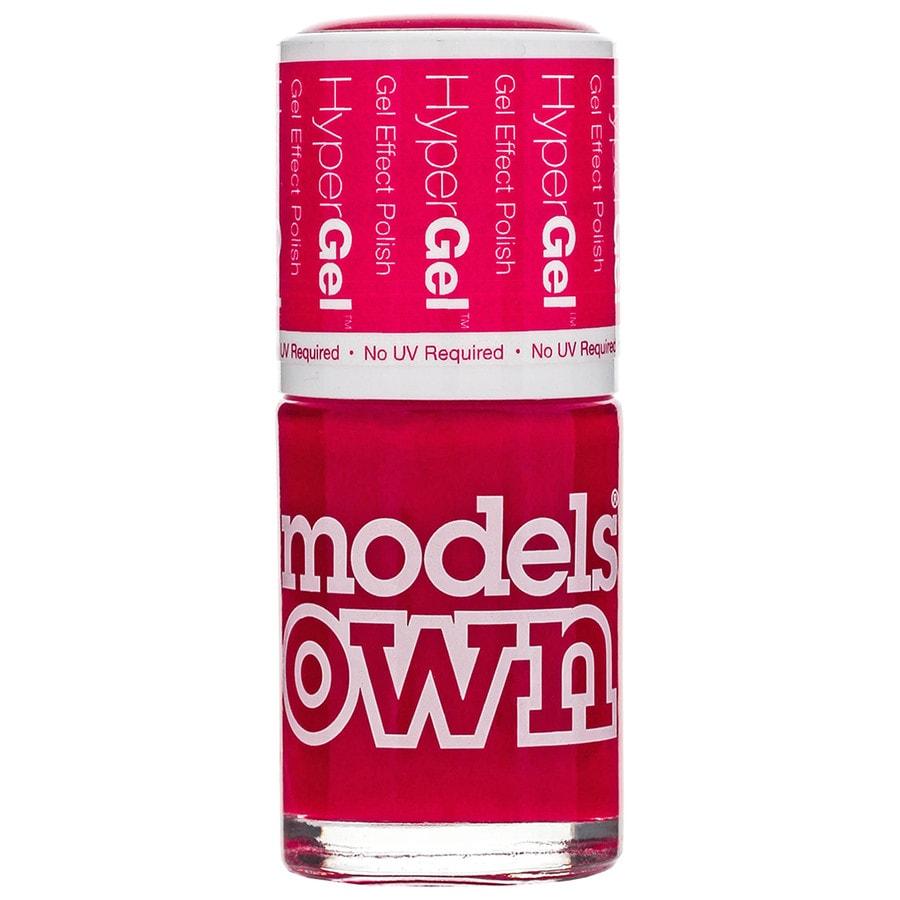Models Own Gel Effect Polish Red Lustre Nagellack