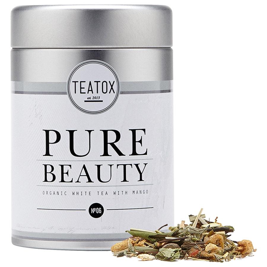 Teatox tee pure beauty organic white tea with mango