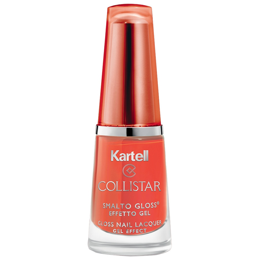 Collistar Make-up Nägel Gloss Nail Lacquer Nr. 544 Orange