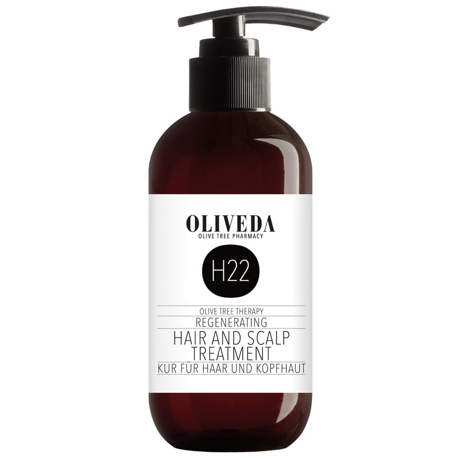 Oliveda Hair Care Haarmaske