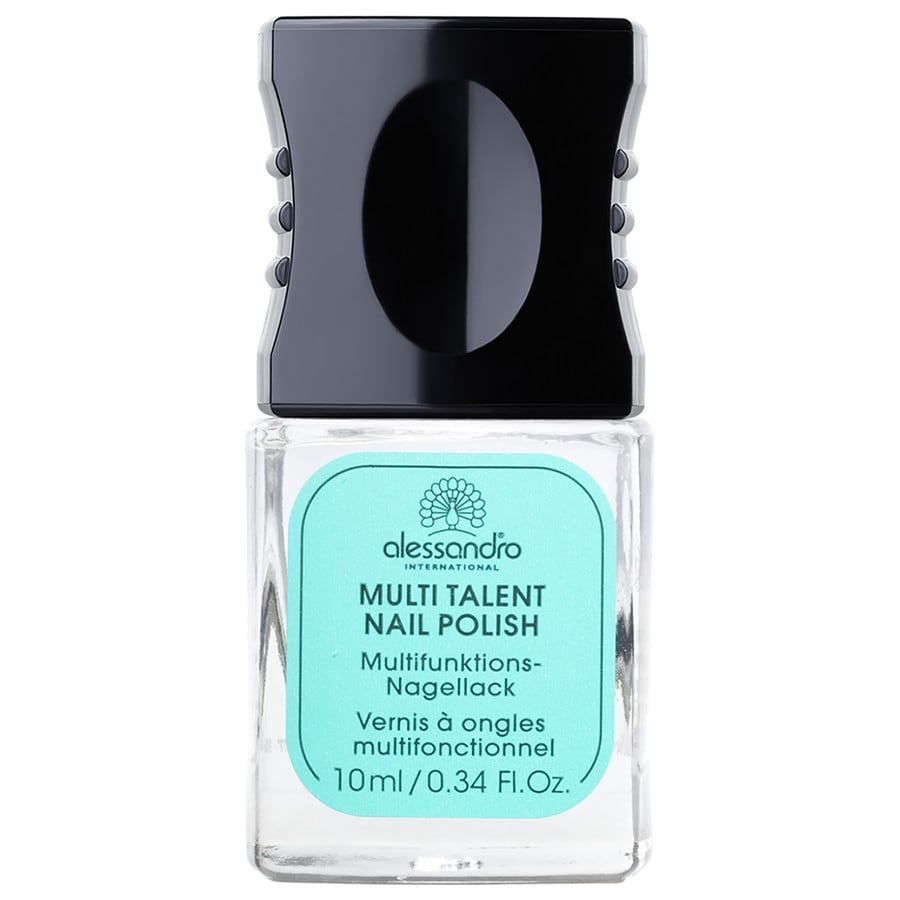 Alessandro Pflege Nail Spa Multifunktions Nagellack 10 ml
