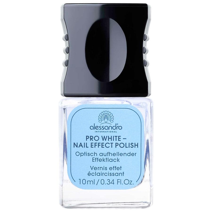 Alessandro Pflege Nail Spa Pro White Original 10 ml
