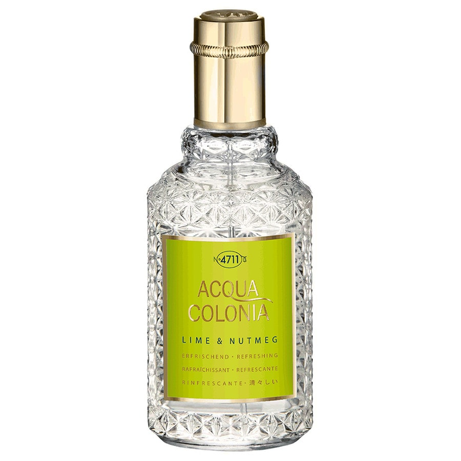 Acqua Colonia Lime & Nutmeg Eau de Cologne Nat. Spray (50 ml)