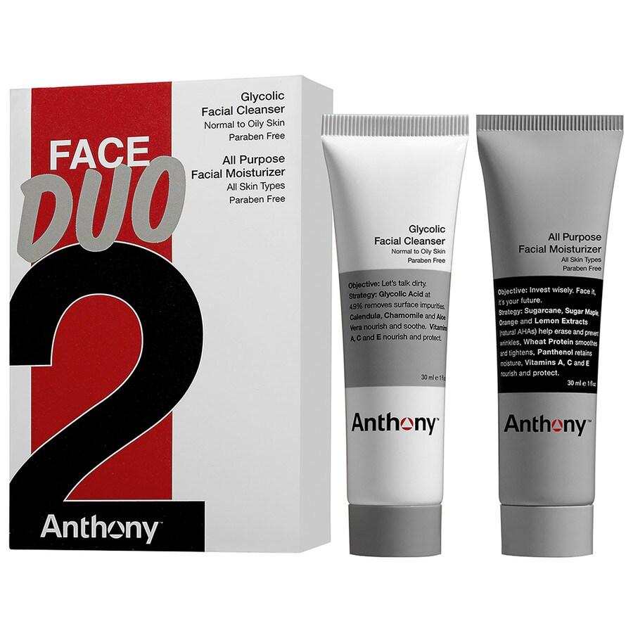 Anthony Logistics Face Duo Geschenkset 2 tlg.