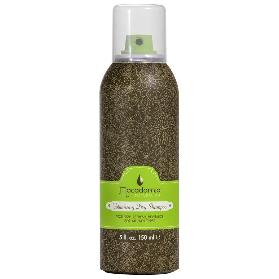 Macadamia Shampoo  Trockenshampoo