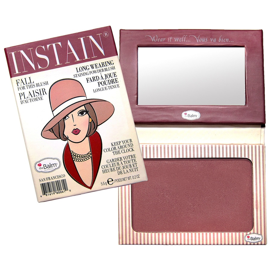 the Balm InStain Puderrouge