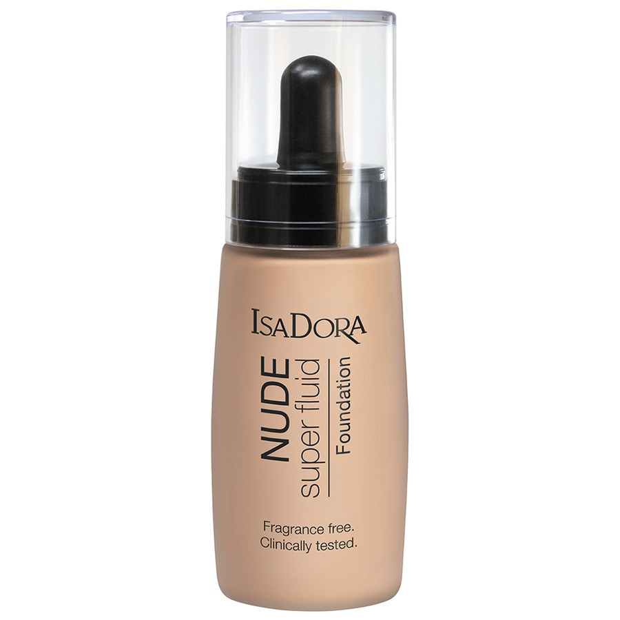 Isadora Foundation Nr. 14 - Vanilla Foundation