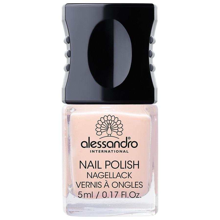 Alessandro Nail Polish Colour Explosion Nagellack Nr. 137 - Baby Pink