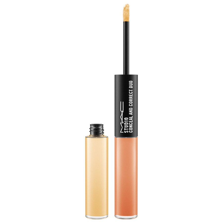 Mac Concealer Studio Conceal and Correct Duo (Farbe: Rich Yellow/Burnt Corral [RICH YELLOW/BURNT CORRAL], 8 ml)