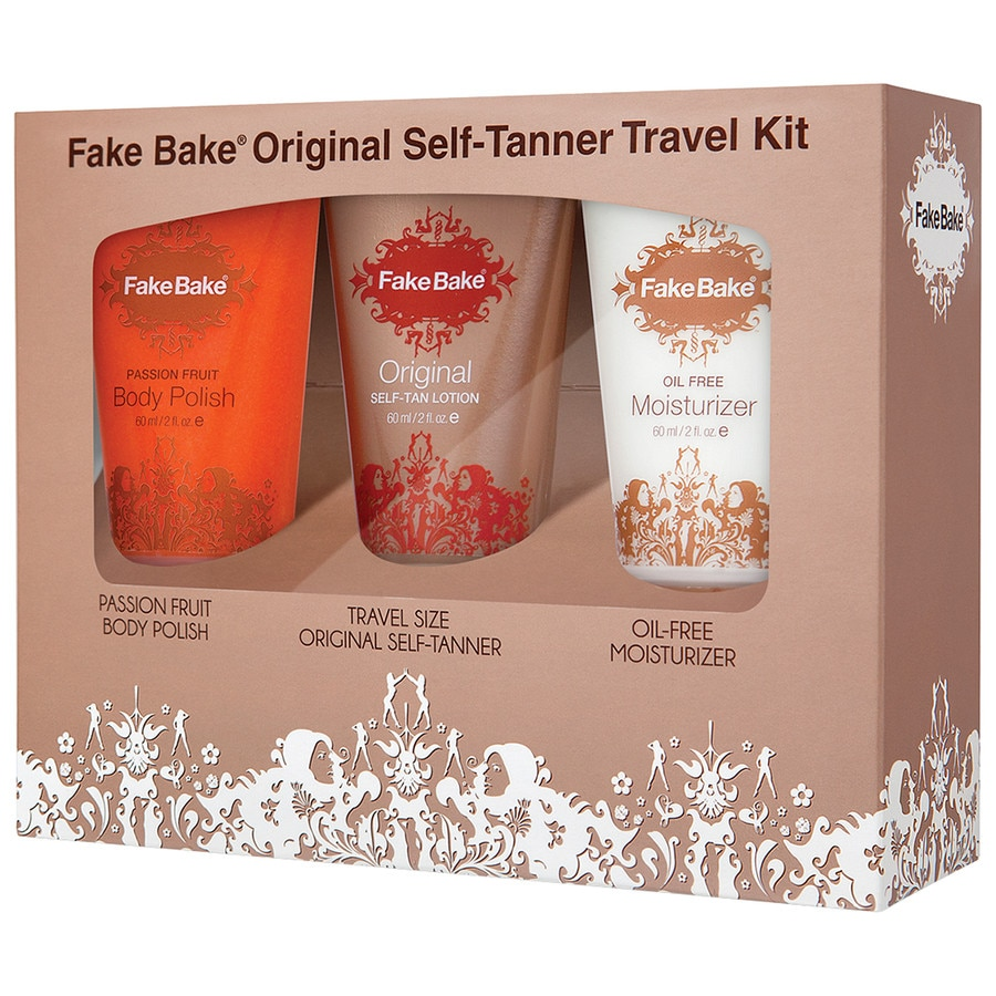 Fake Bake Gradual Tan TRAVEL KIT