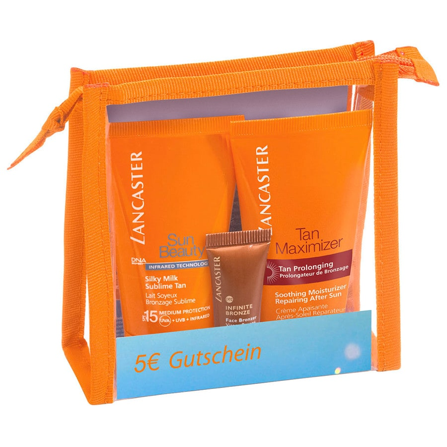 Lancaster Sun Care SUN POUCH SET